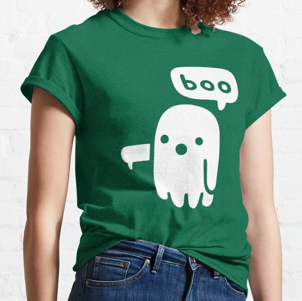 Ghost Of Disapproval Classic T-Shirt