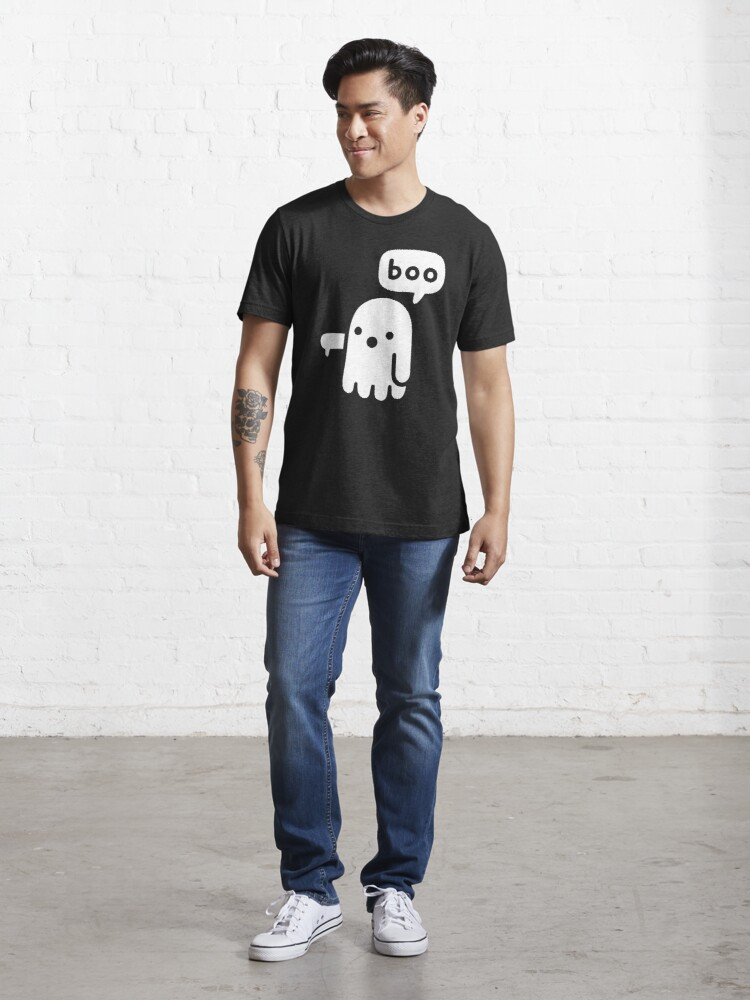 Alternate view of Ghost Of Disapproval Essential T-Shirt