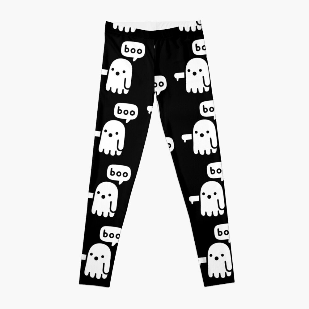 Ghost Of Disapproval Leggings
