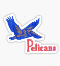 PELICANS hand-drawing Sticker