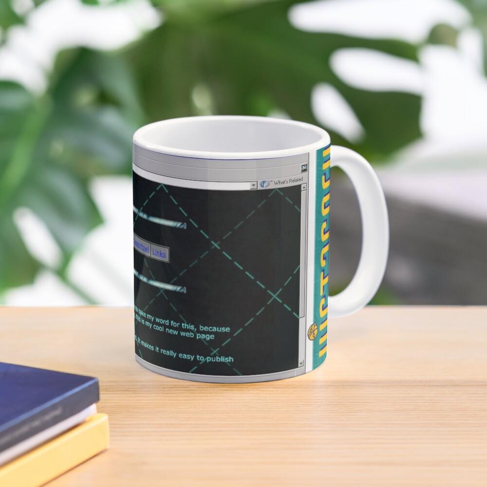 dkdomino on Vistaserv.net Mug