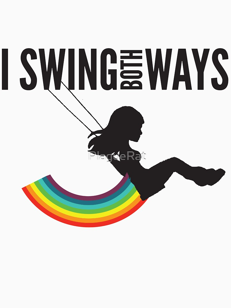 I Swing Both Ways | Unisex T-Shirt