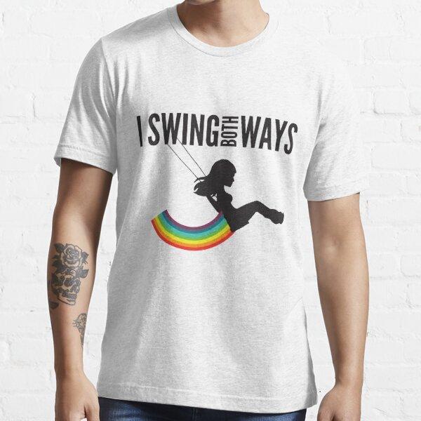 I Swing Both Ways Essential T-Shirt
