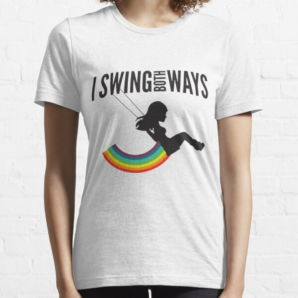 I Swing Both Ways Essential T-Shirt