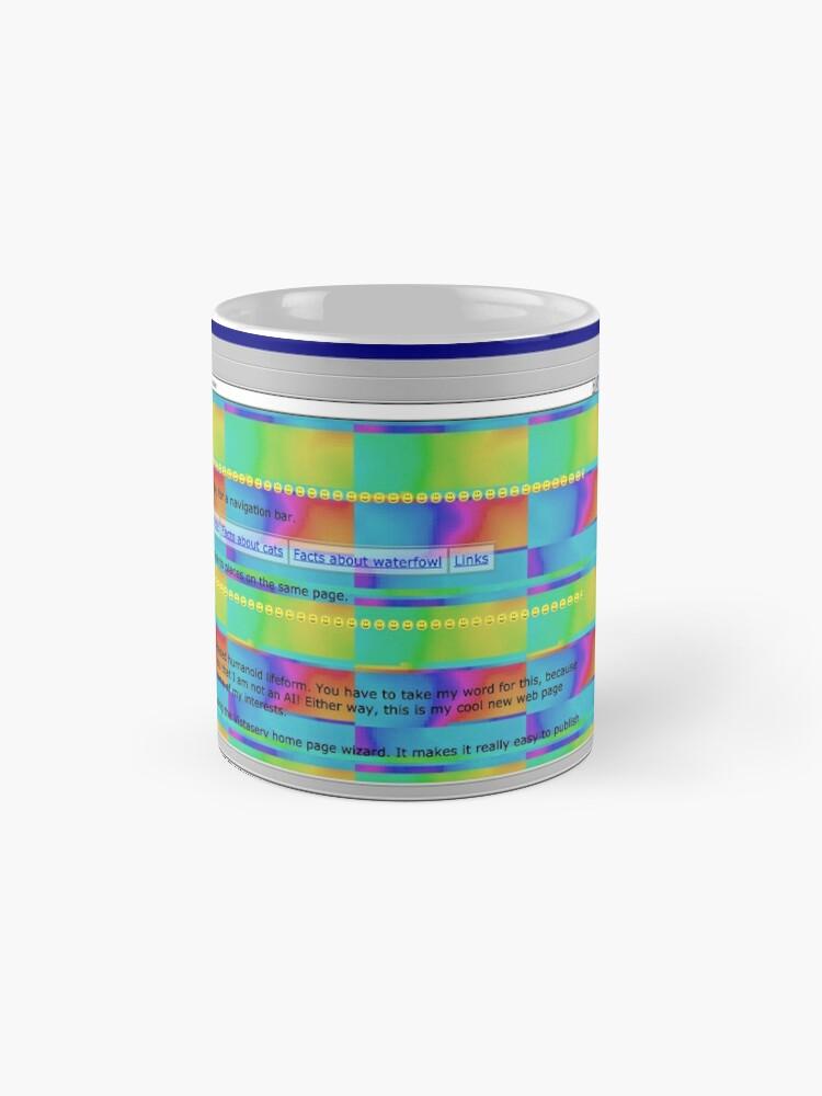 Alternate view of barnabee on Vistaserv.net Mug
