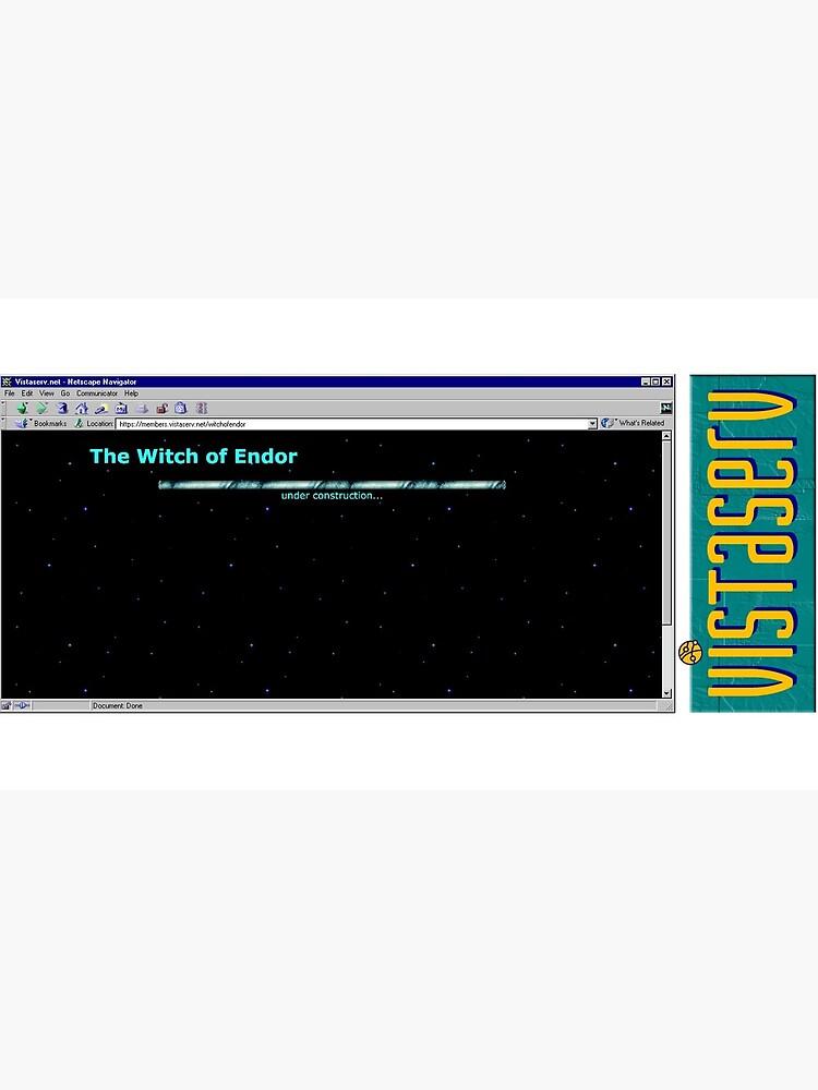 witchofendor on Vistaserv.net by vistaserv