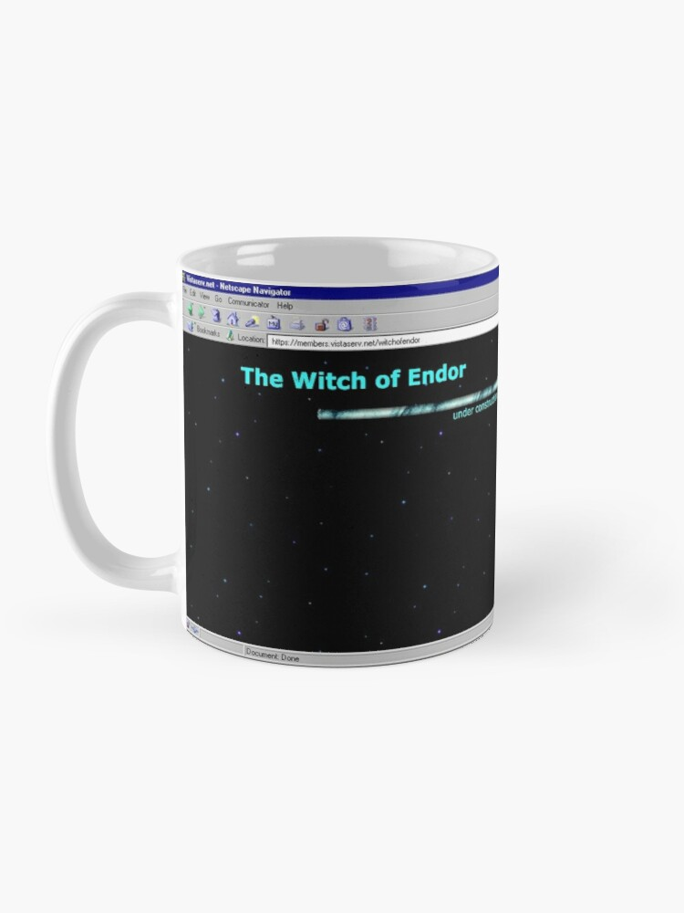 Alternate view of witchofendor on Vistaserv.net Mug