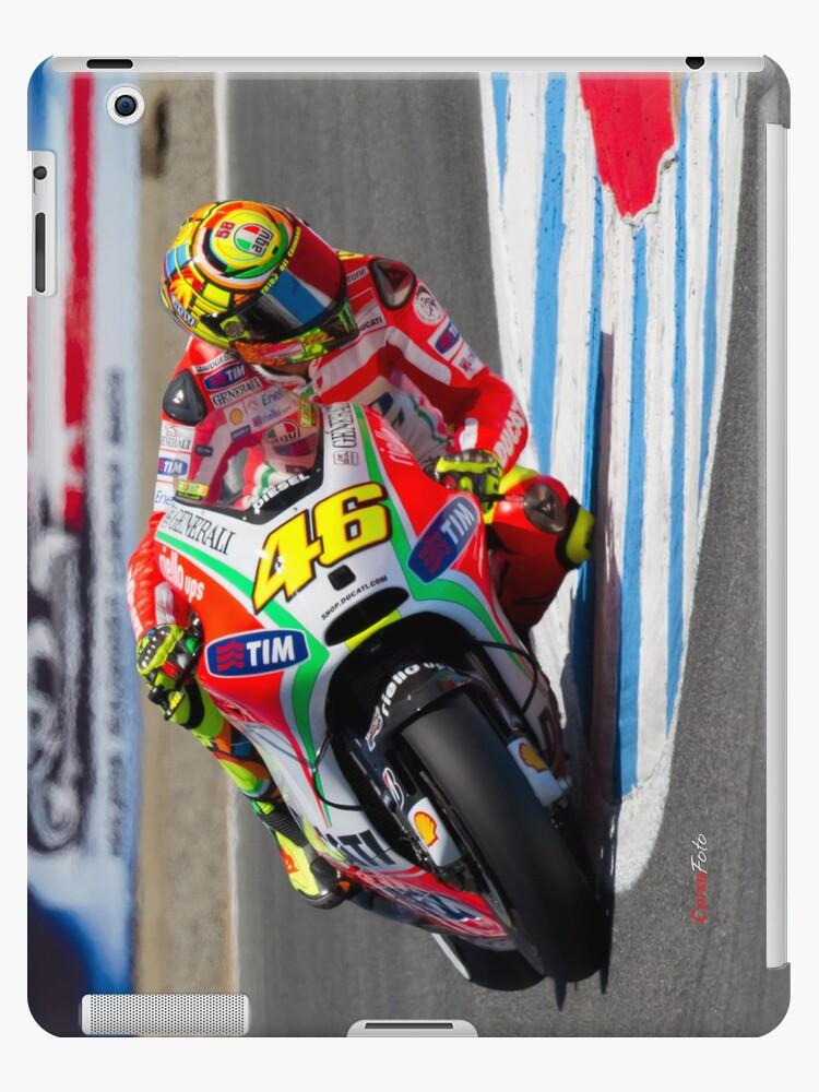 Valentino Rossi at laguna seca 2012 by corsefoto