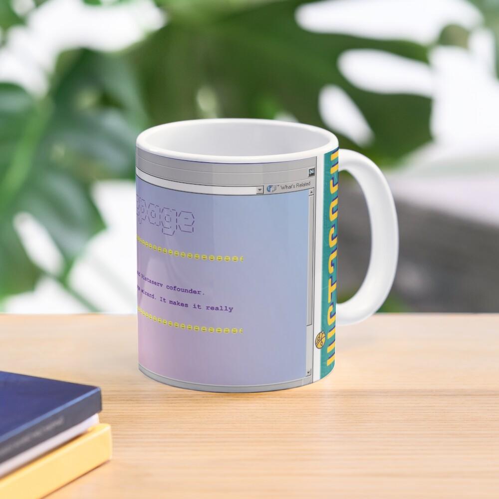 caitlin on Vistaserv.net Mug