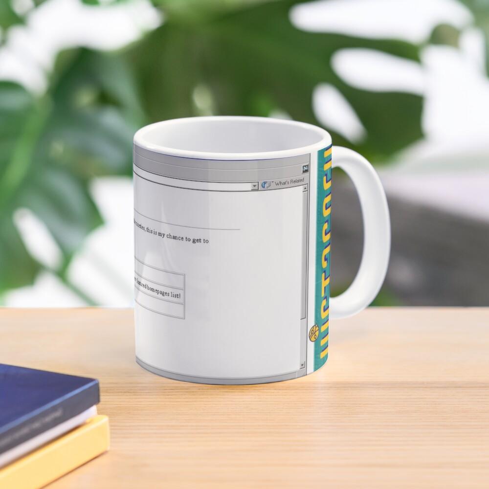 airwreck on Vistaserv.net Mug