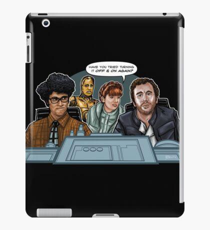 IT Wars iPad Case/Skin