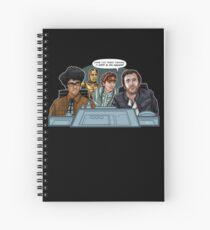 IT Wars Spiral Notebook