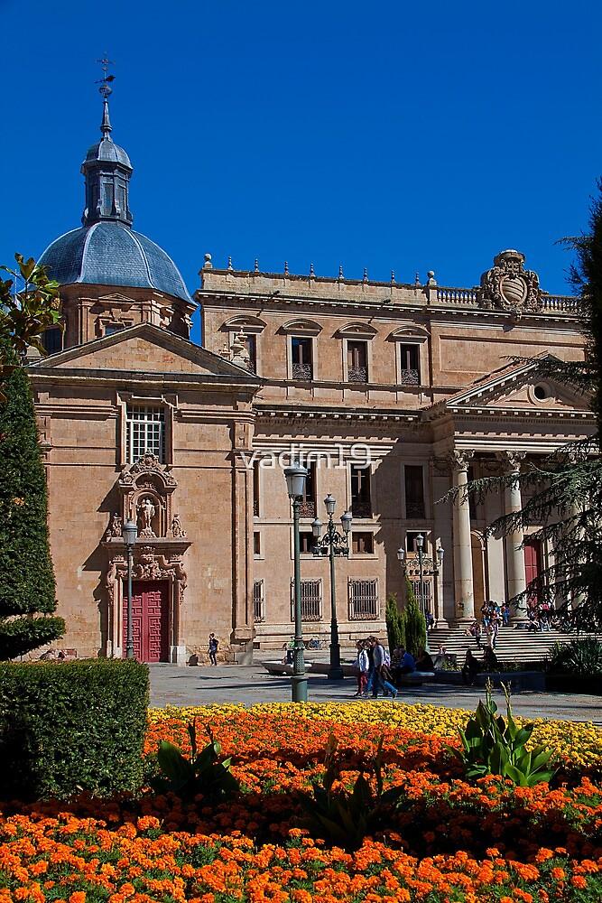 Spain. Salamanca. Church & University. by vadim19
