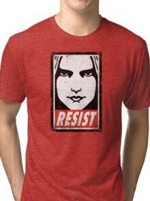 RESIST Tri-blend T-Shirt