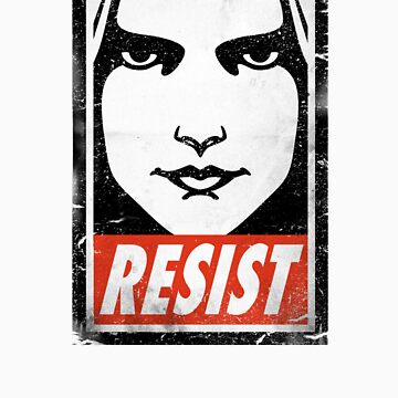 RESIST by HarryGordon
