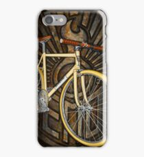 Demon path racer bicycle iPhone Case/Skin
