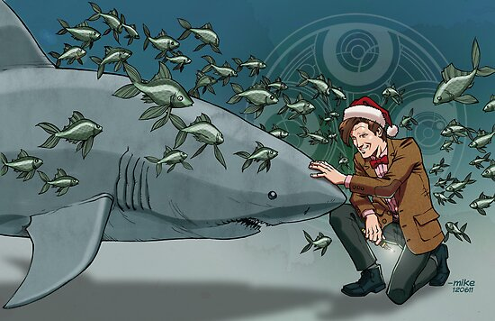 Doctor Who Christmas Special by the-other-mike