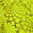 Romanesco Cauliflower Macro by Nick Boren