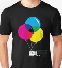 CMYK Balloons T-Shirt