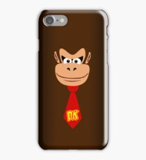 Monkey Kong iPhone Case/Skin