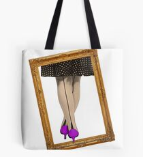Hot Shoes - Purple! Tote Bag