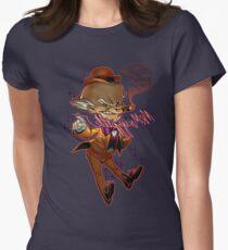 Mr. Mxyzptlk Women's Fitted T-Shirt
