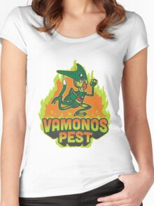 Vamonos Pest Women's Fitted Scoop T-Shirt
