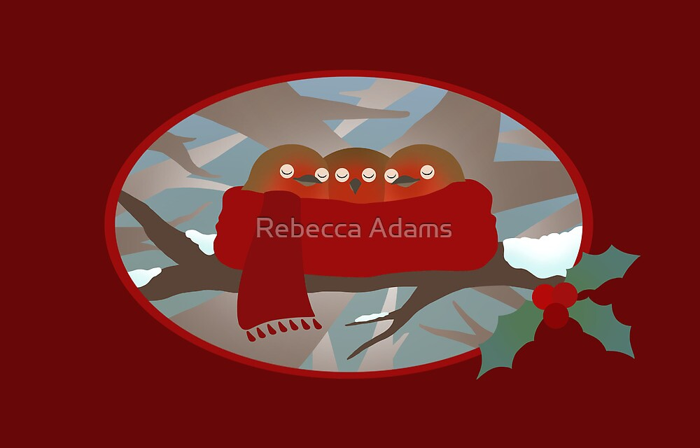 A Very Cozy Christmas by Rebecca Adams