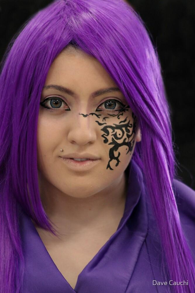 Purple Me by Dave Cauchi