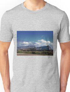 Britannia and Bittern Unisex T-Shirt