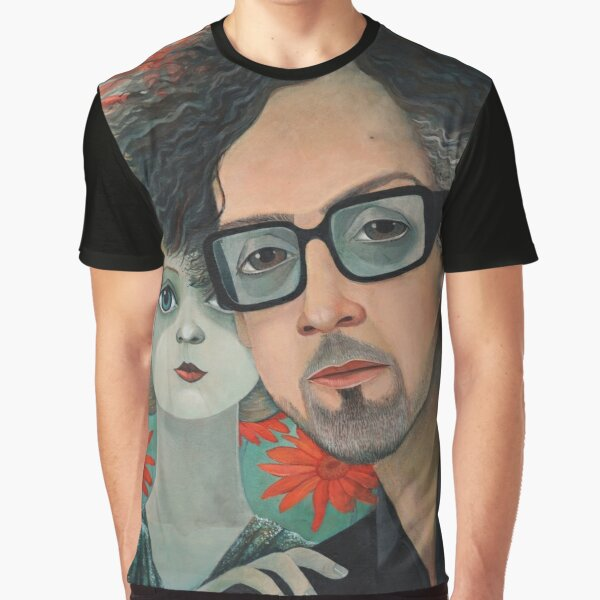 Big Eyes - Limited Edition Graphic T-Shirt