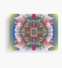 JPT#15:  Jeweled Watch on Parchment  (G0977) Canvas Print