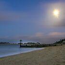 Calm Shores by Mark Bunning