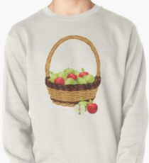 Red and Green apples Pullover