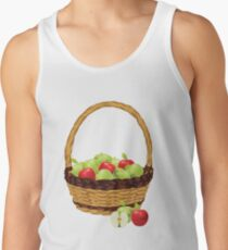 Red and Green apples Tank Top