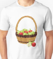 Red and Green apples T-Shirt