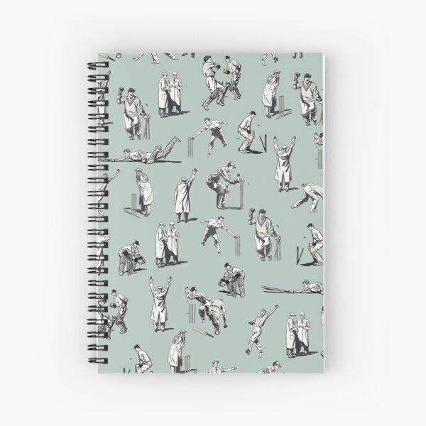 Cricket (Teal) Spiral Notebook