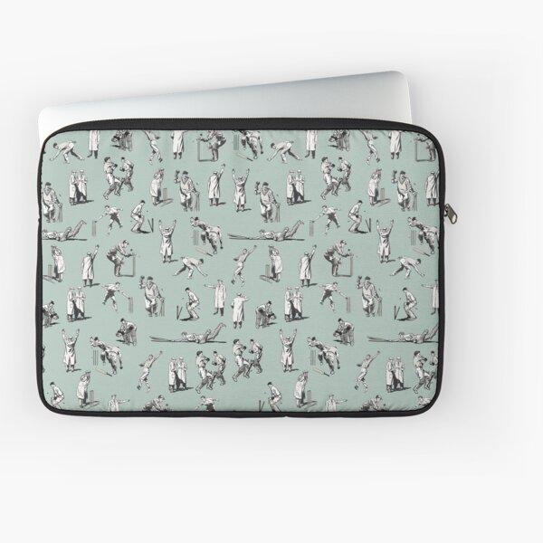 Cricket (Teal) Laptop Sleeve