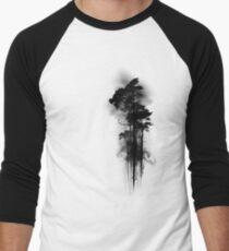 Enchanted Forest Men's Baseball ¾ T-Shirt