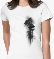 Enchanted Forest Women's Fitted T-Shirt