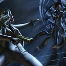 Evanescence Encounter by rivenis