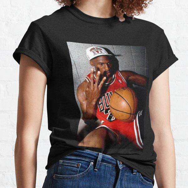 Michael Jordan Threepeat Classic T-Shirt