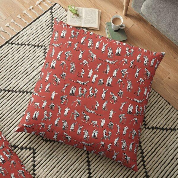 Cricket (Red) Floor Pillow