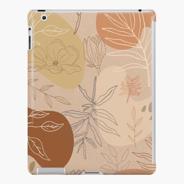 Orange Abstract Desert Pattern iPad Snap Case