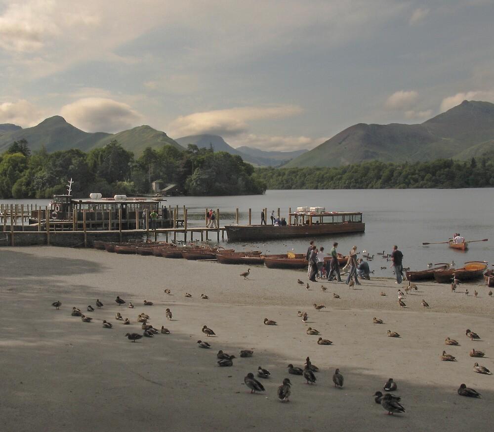 Lake District by Loustalot