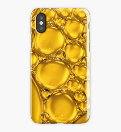 Shades of Gold iPhone Case
