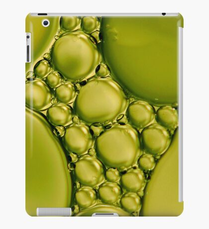 Shades of Green iPad Case/Skin