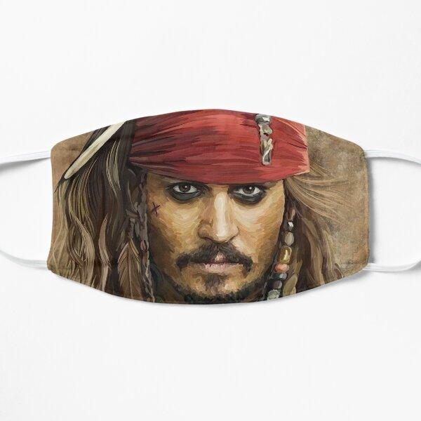 Jack Sparrow   Johnny Depp by Sam Ohana Mask