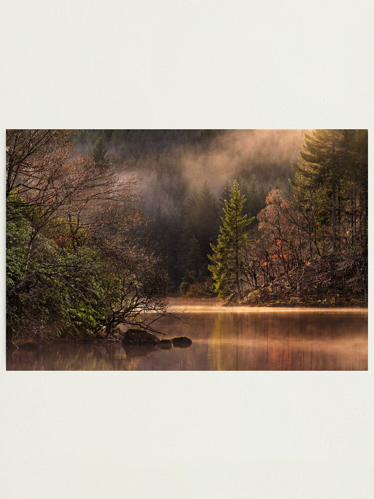 Alternate view of Misty Tranquility (2) Photographic Print