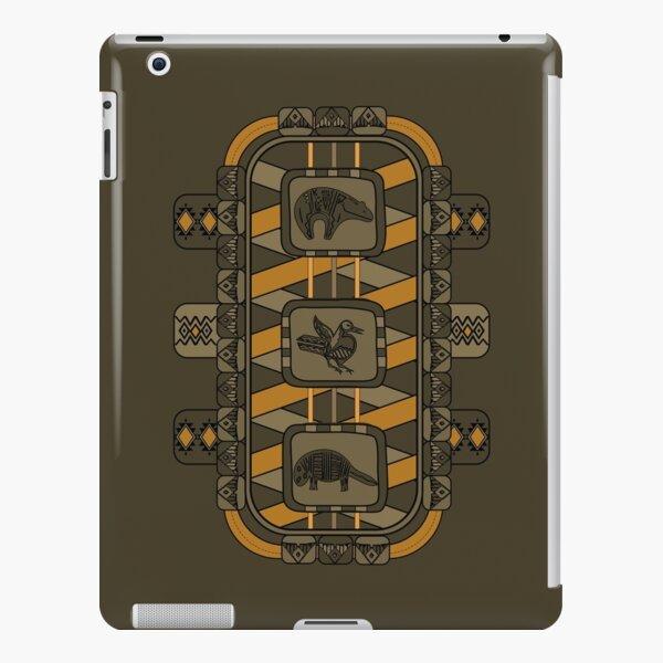 Animal Glyphs iPad Snap Case